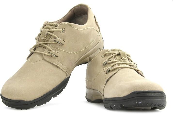 Woodland Sneakers For Men - Buy Khaki