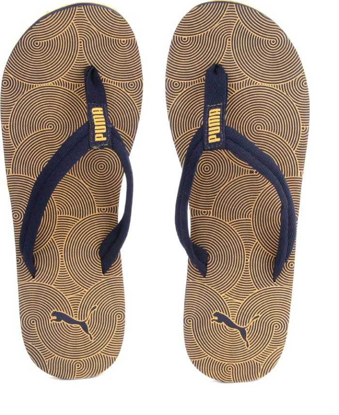2fc8a4db57faf8 Puma Epic Flip v2 Graphic Mens DP Slippers - Buy gold fusion-peacoat Color Puma  Epic Flip v2 Graphic Mens DP Slippers Online at Best Price - Shop Online  for ...