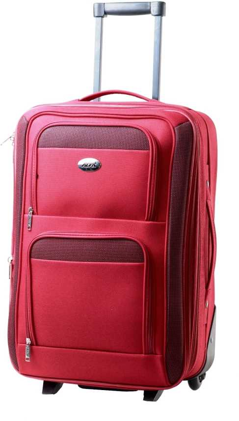 f39ae3b5aef4 Alfa Pride New Expander Strolley Suitcase - 54 cm Red - Price in ...