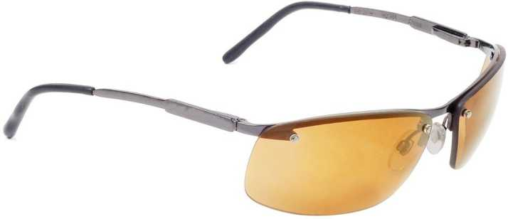 40482aa9f9 Buy Hawai Sports Sunglasses Brown For Men   Women Online   Best Prices in  India