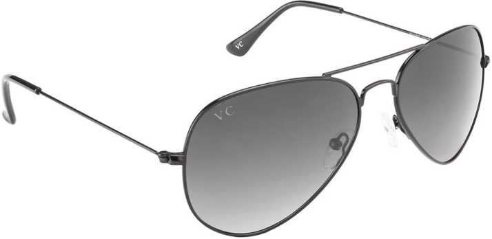 65571d1f14 Buy Vincent Chase Aviator Sunglasses Grey For Men   Women Online   Best  Prices in India