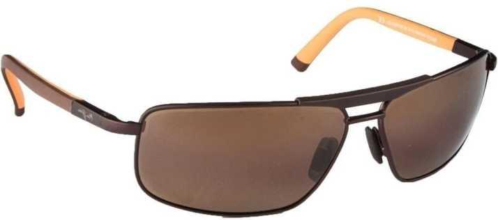 09b64e5e2f51 Buy Maui Jim Rectangular Sunglasses Brown For Men & Women Online @ Best  Prices in India | Flipkart.com