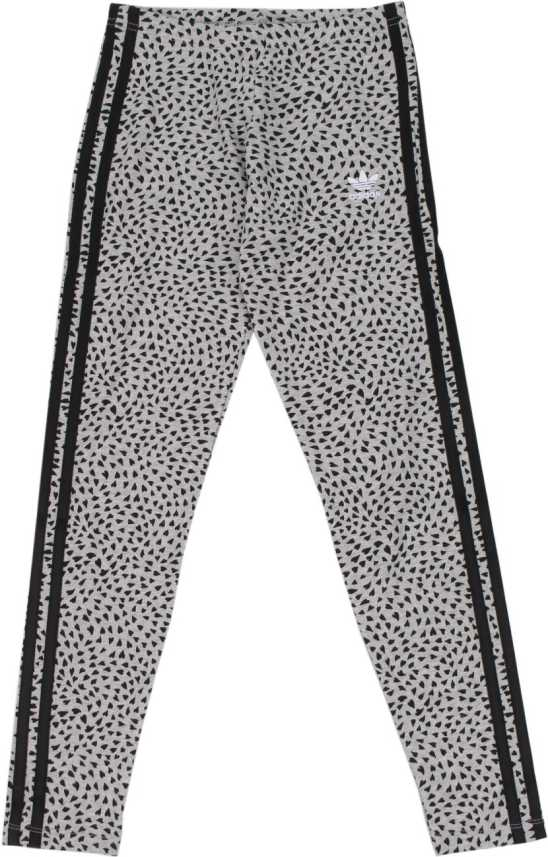 9f87b0239e5e8 ADIDAS Girls Tights - Buy MGREYH/BLACK/WHITE ADIDAS Girls Tights Online at  Best Prices in India | Flipkart.com