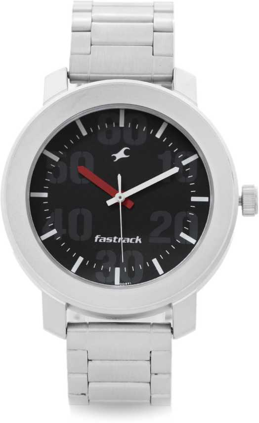 81d22192c Fastrack 3121SM02 Watch - For Men - Buy Fastrack 3121SM02 Watch - For Men  3121SM02 Online at Best Prices in India