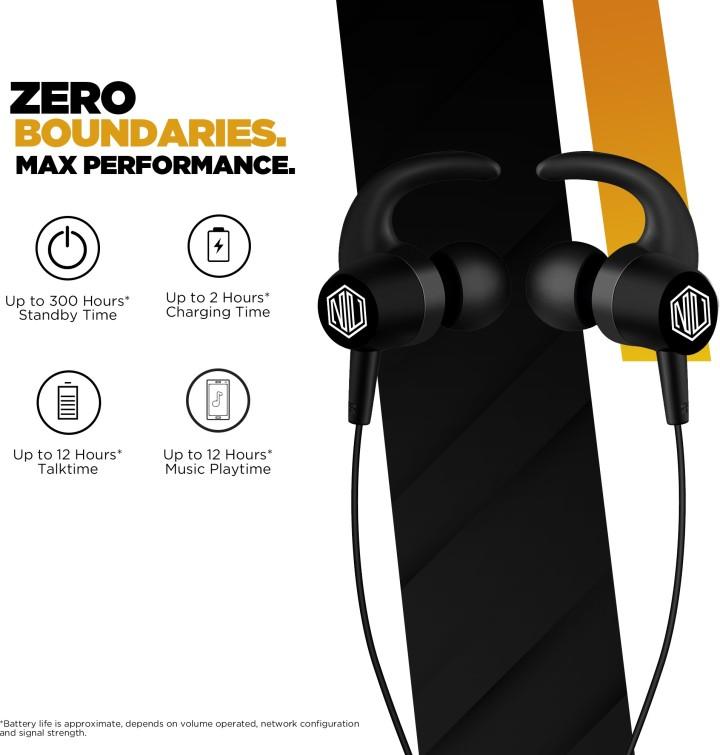 Nu Republic Cosmo X3 Vibro Bluetooth Headset