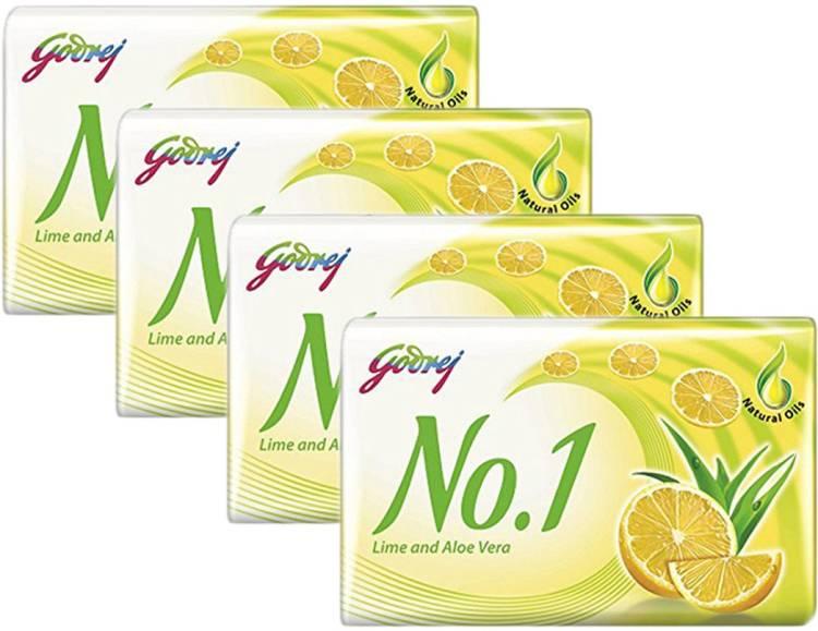 Godrej No.1 Lime and Aloe Vera Soap