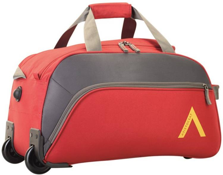 Large 37 L Duffel With Wheels (Strolley)