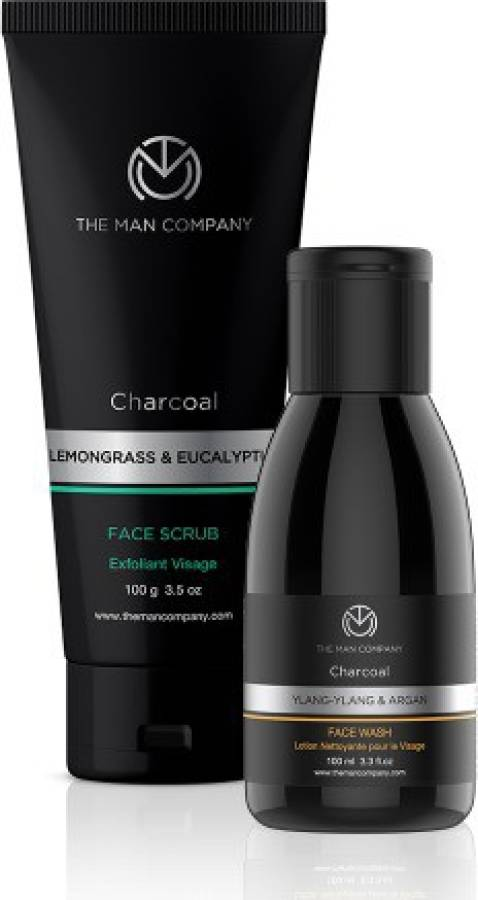THE MAN COMPANY Charcoal Face Charmer