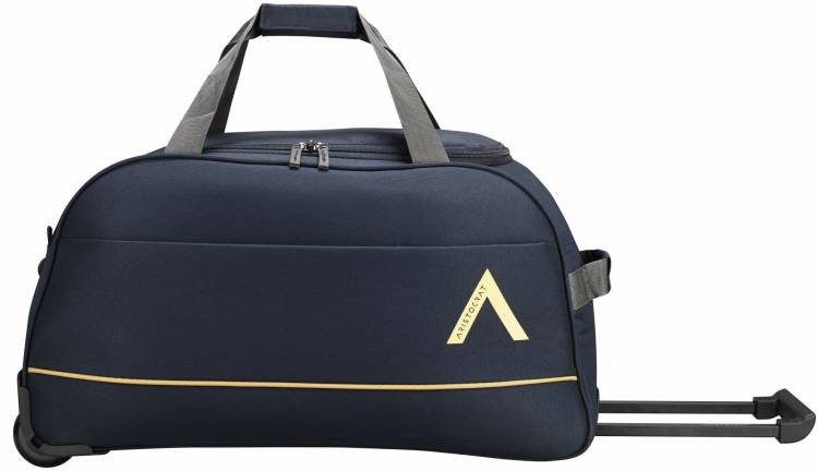 Aristocrat CADET DFT 52 (E) NAVY BLUE Duffel Strolley Bag