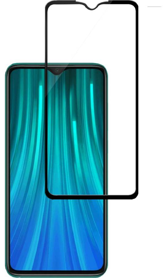 Knotyy Edge To Edge Tempered Glass for Mi Redmi Note 8 Pro