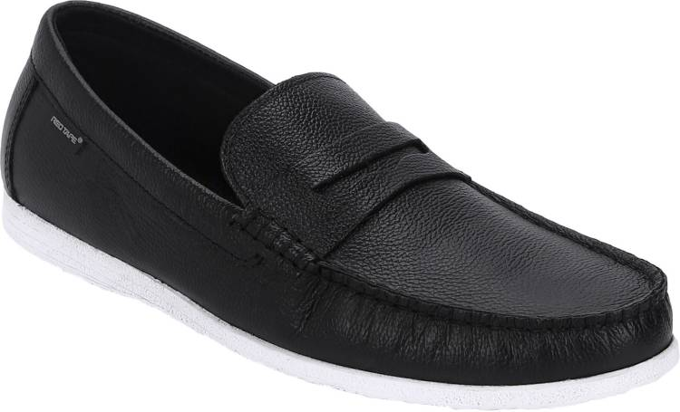 Formal Leather Loafers For Men