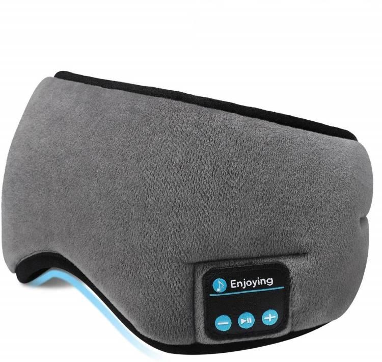 Woniry Bluetooth Sleeping Eye Mask Headphones, 4.2 Wireless Smart Headphones