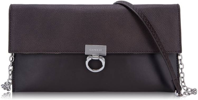 Brown Women Clutch Price in India