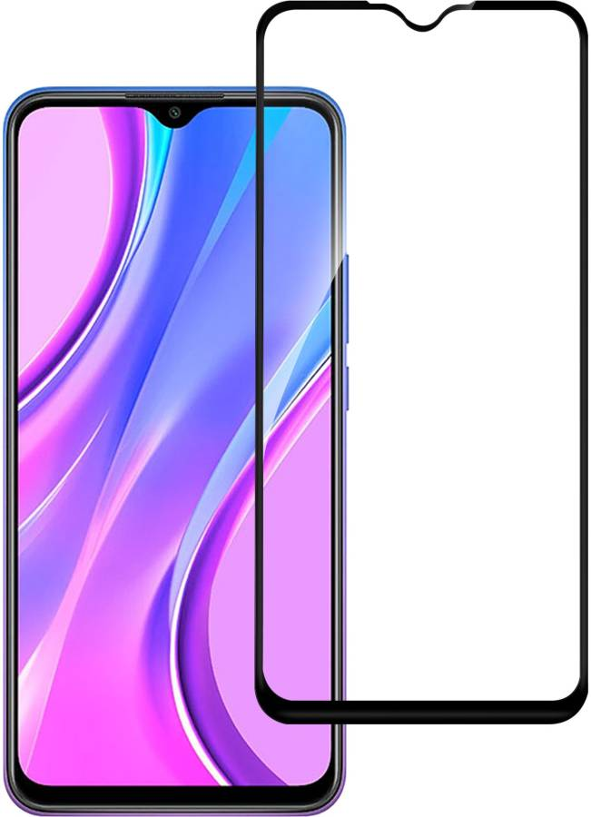 Knotyy Tempered Glass Guard for Mi Redmi 9 Prime