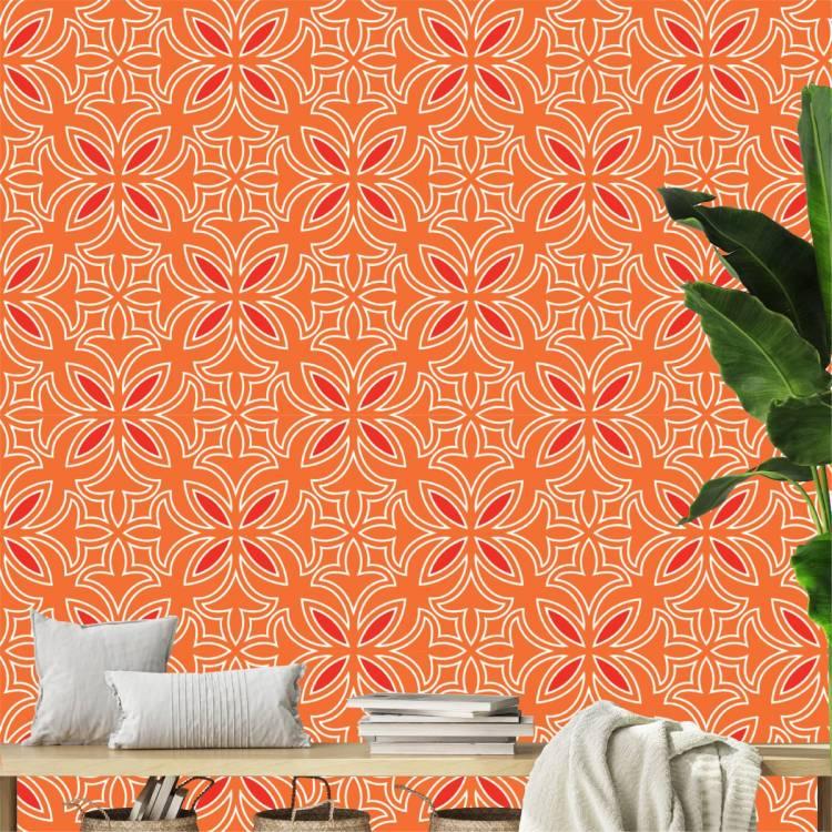 ASIAN PAINTS Large EzyCR8 P&S Floral Symmetry