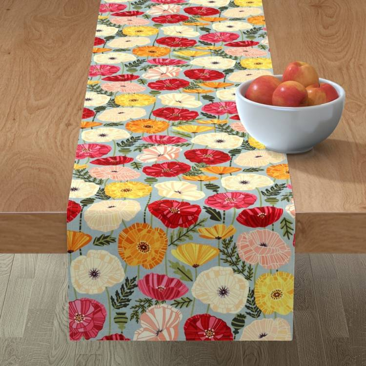 BILBERRY Furnishing Multicolor 180 cm Table Runner