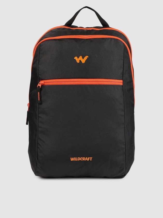 WildcraftSleek 2 27 L Backpack Black