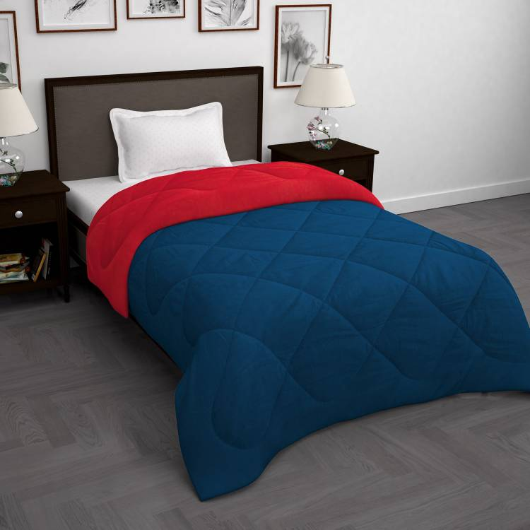 Story@home Solid Single Comforter