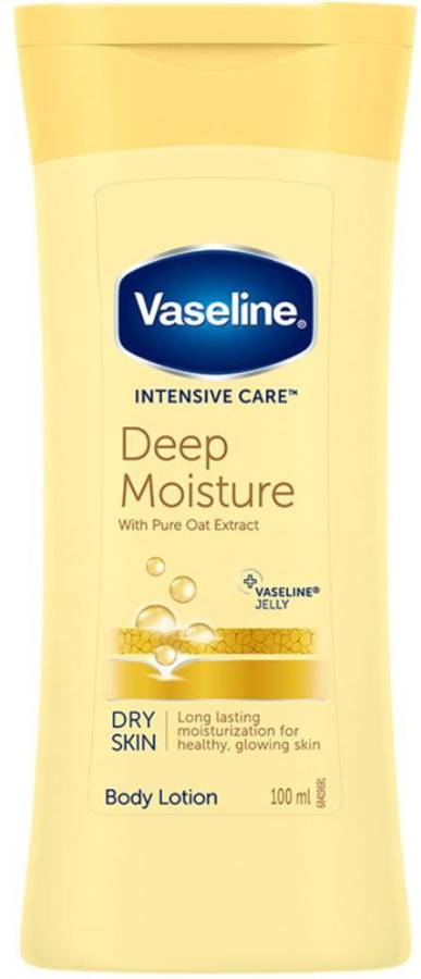 Vaseline Intensive Care Deep Moisture Body Lotion Price in India