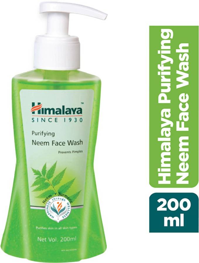 HIMALAYA Purifying Neem  Face Wash Price in India