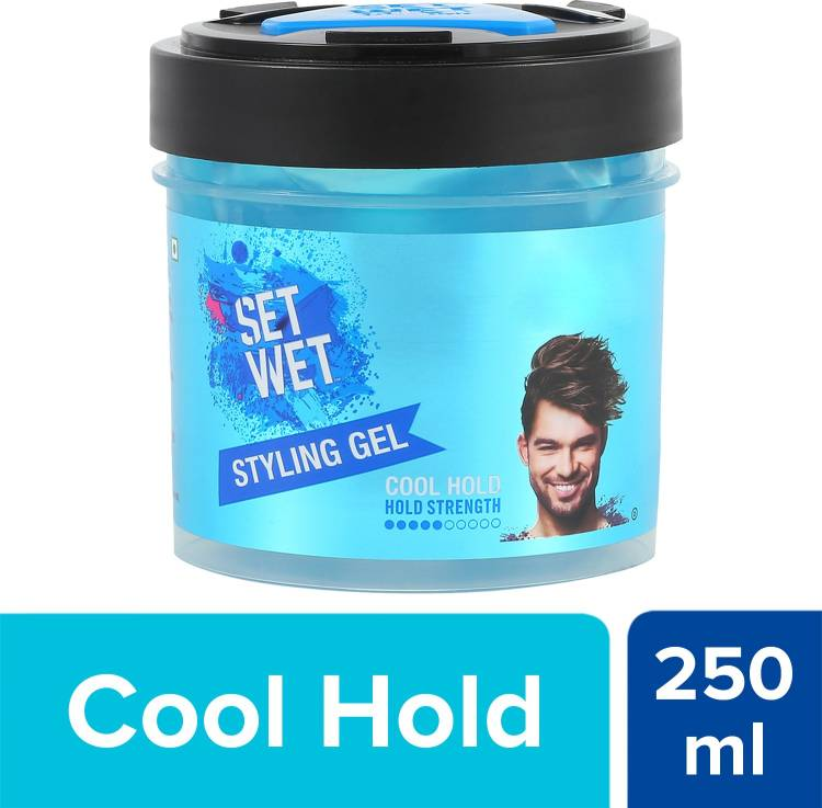 SET WET Cool Hold Hair Gel Price in India