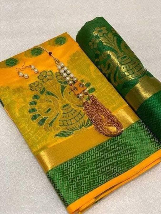 Poly Silk Printed Salwar Suit Material Price in India