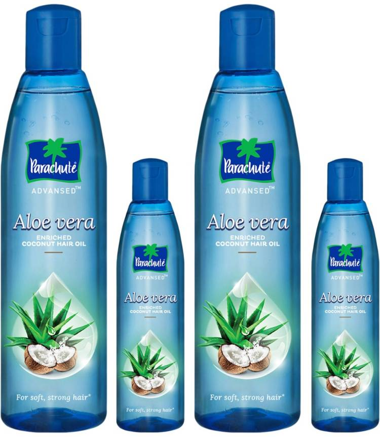 Parachute Advansed Aloe Vera Enriched, Saver Combos Hair Oil Price in India