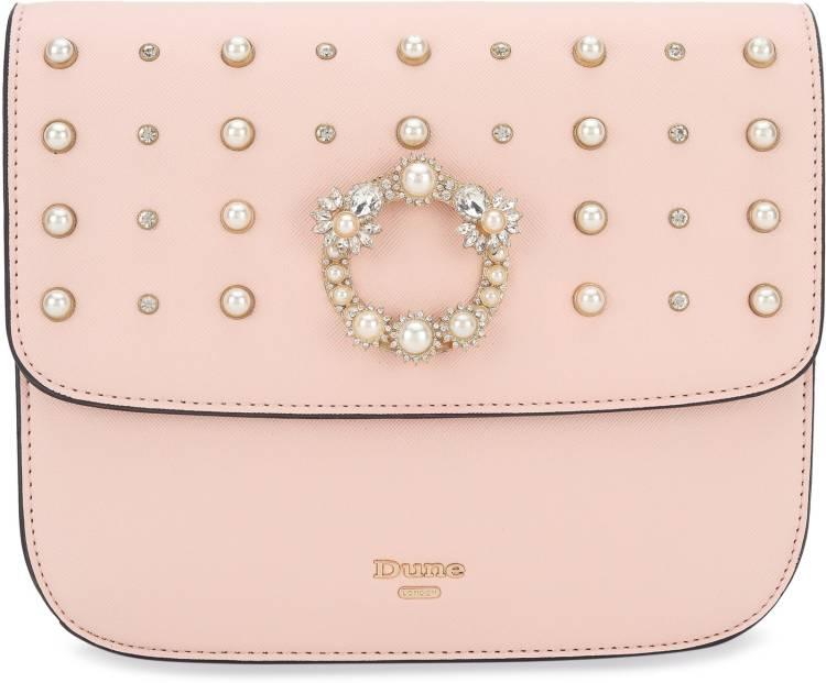 Women Pink Sling Bag Price in India