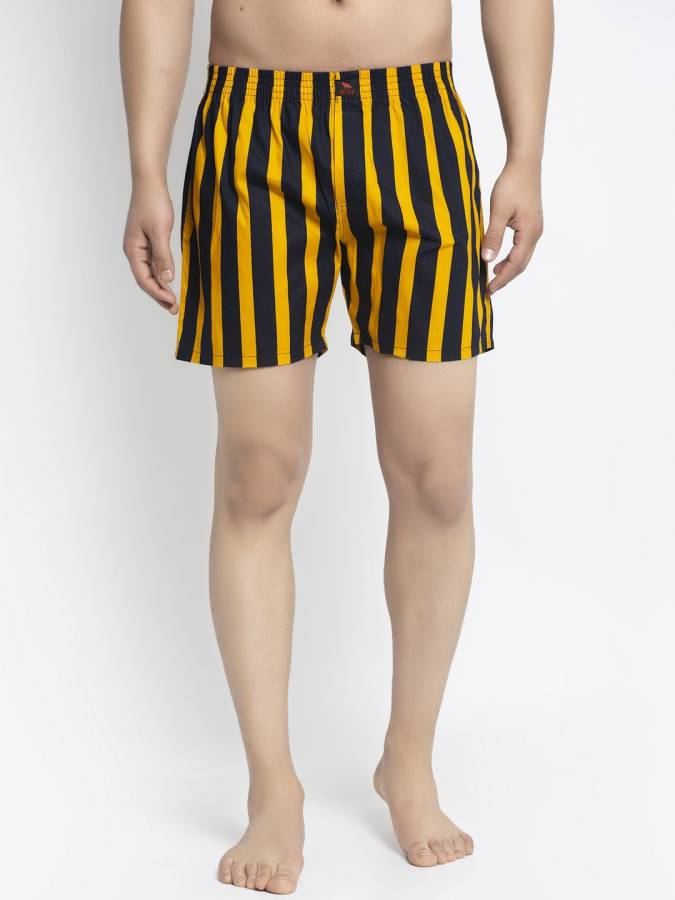 Striped Men Boxer