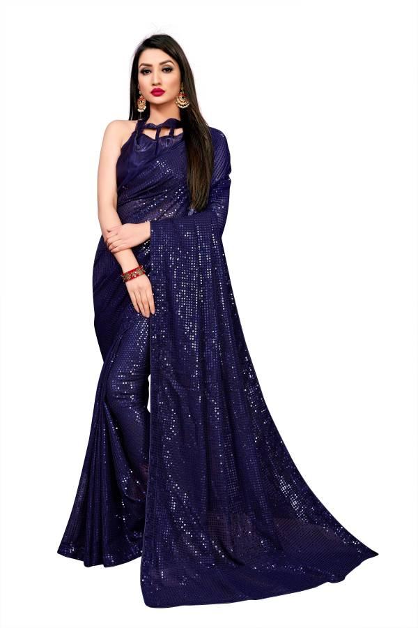 Embellished Bollywood Georgette Saree
