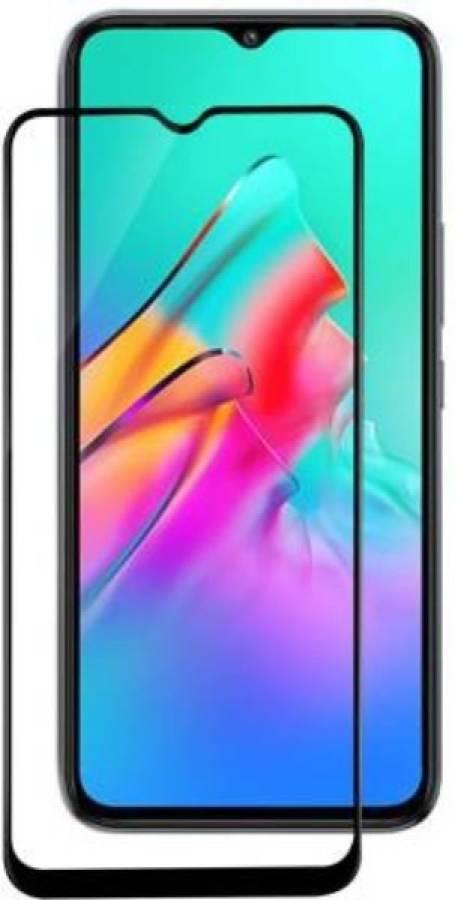 Desirtech Edge To Edge Tempered Glass for Infinix Smart 5