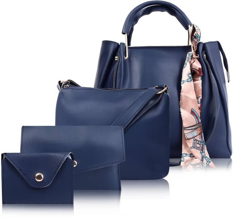 Blue Women Shoulder Bag Price in India