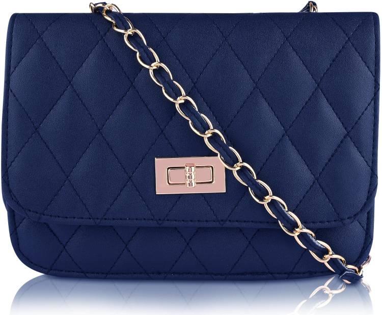 Blue Women Sling Bag Price in India