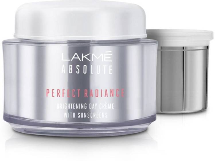 Lakmé Absolute Perfect Radiance Day Crme With Refill Pack Price in India