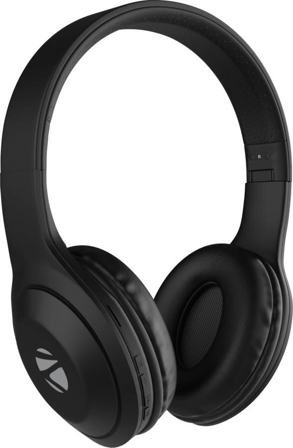 ZEBRONICS ZEB DUKE 101 Wireless Headphone with Mic Bluetooth Headset