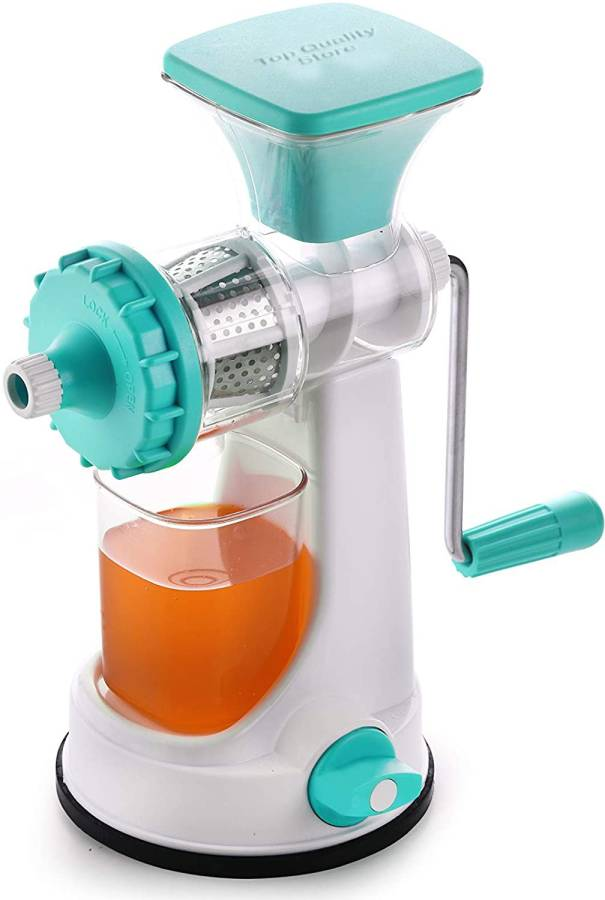Top Quality Store Plastic, Steel Hand Juicer Hand Juicer manual for Fruit and vegetable hand juicer plastic hand juices