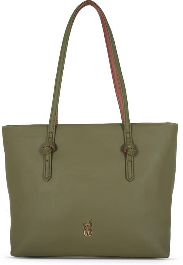 Women Green Hand-held Bag Price in India