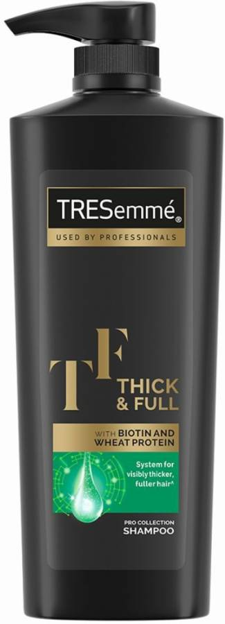 TRESemme Thick & Full Shampoo Price in India