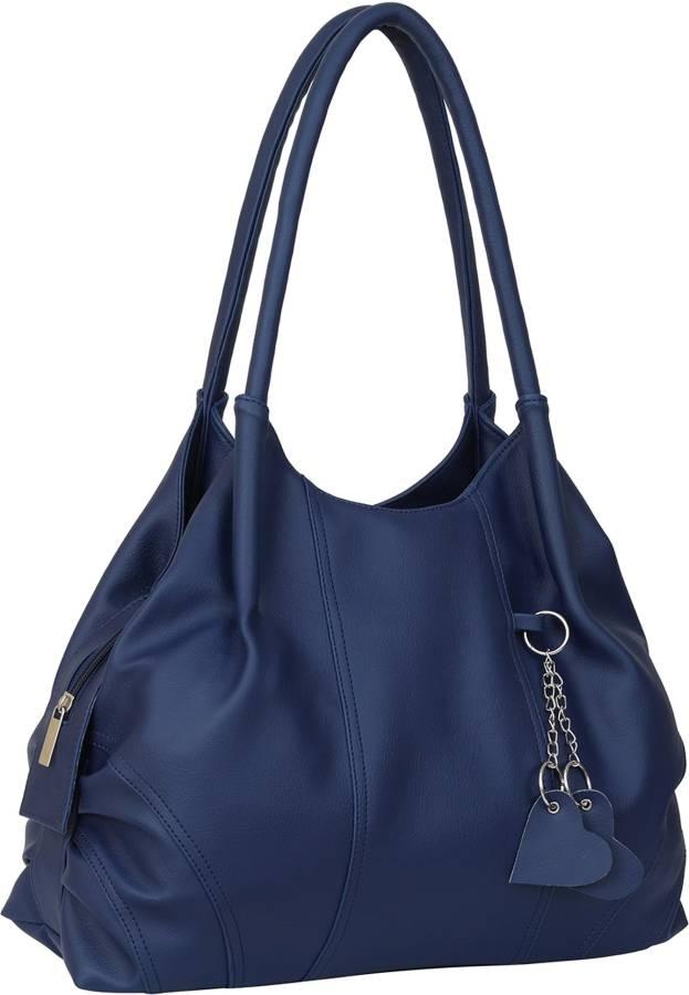 Women Blue Shoulder Bag Price in India