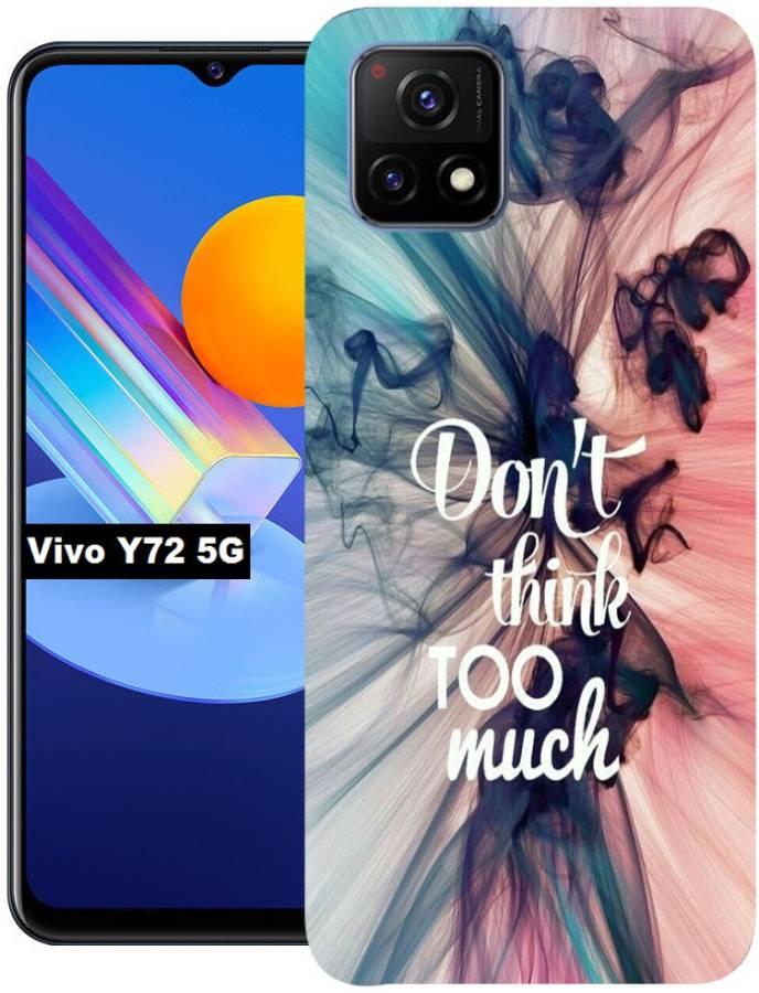 BeauCase Back Cover for Vivo Y72 5G