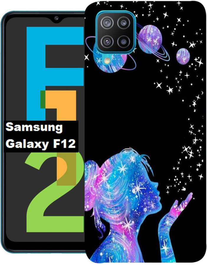 BeauCase Back Cover for Samsung Galaxy F12