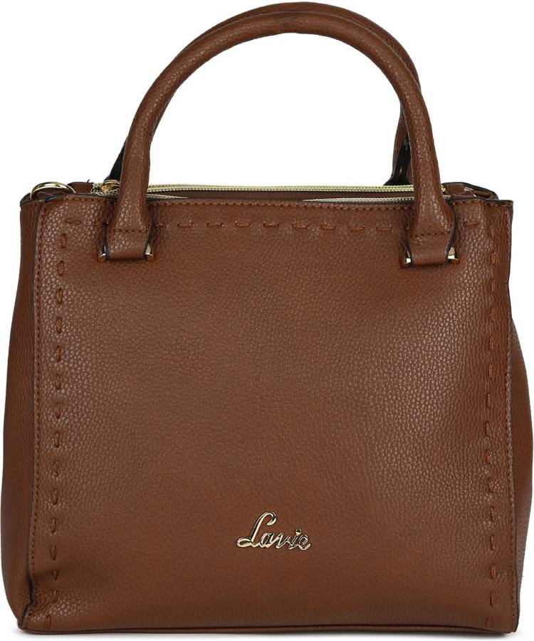 Women Brown Hand-held Bag - Regular Size Price in India