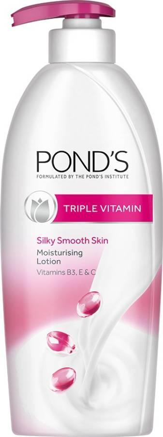 PONDS Triple Vitamin Moisturising Body Lotion Price in India