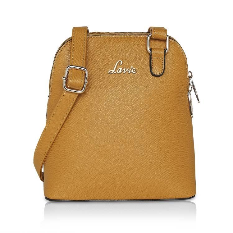 Brown Women Sling Bag - Regular Size Price in India