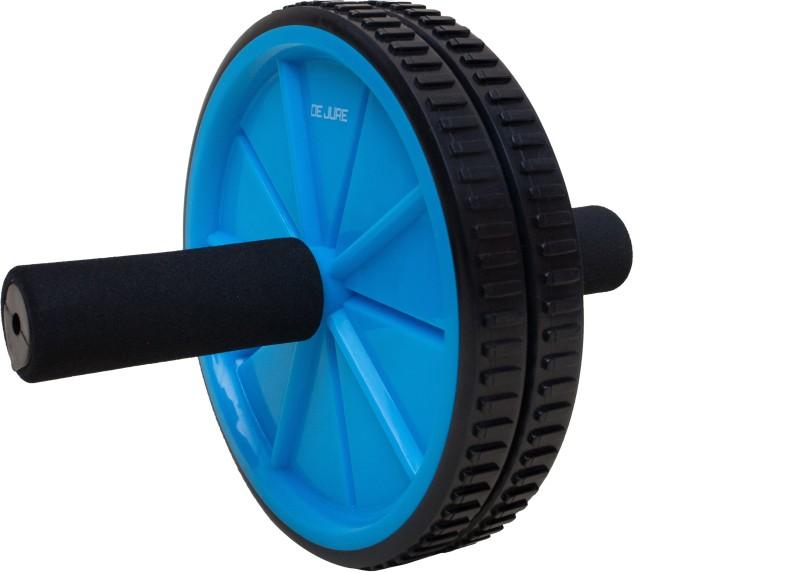 De Jure Fitness Ab Roller Ab Exerciser(Blue)