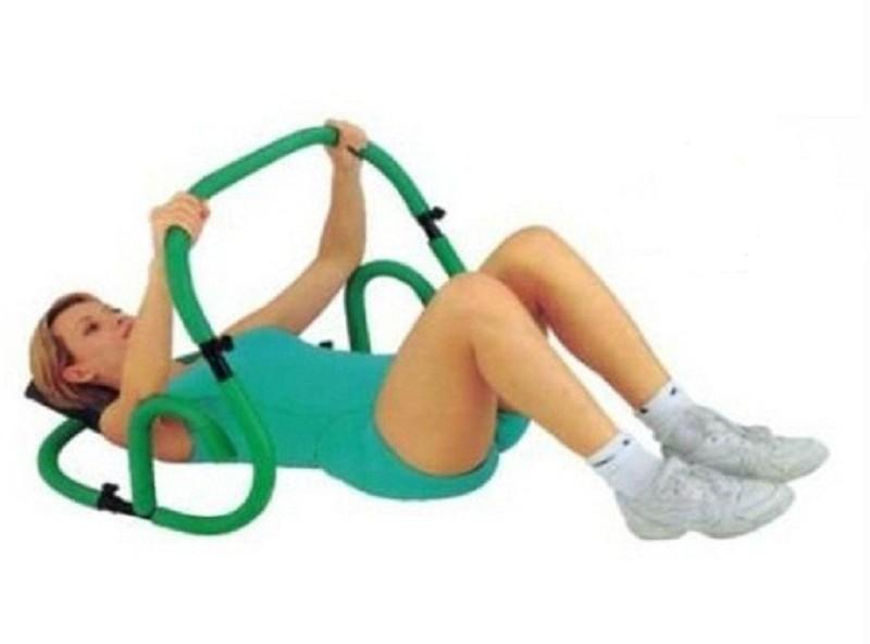 XS Kamachi Ab Slimmer Ab Exerciser(Green)