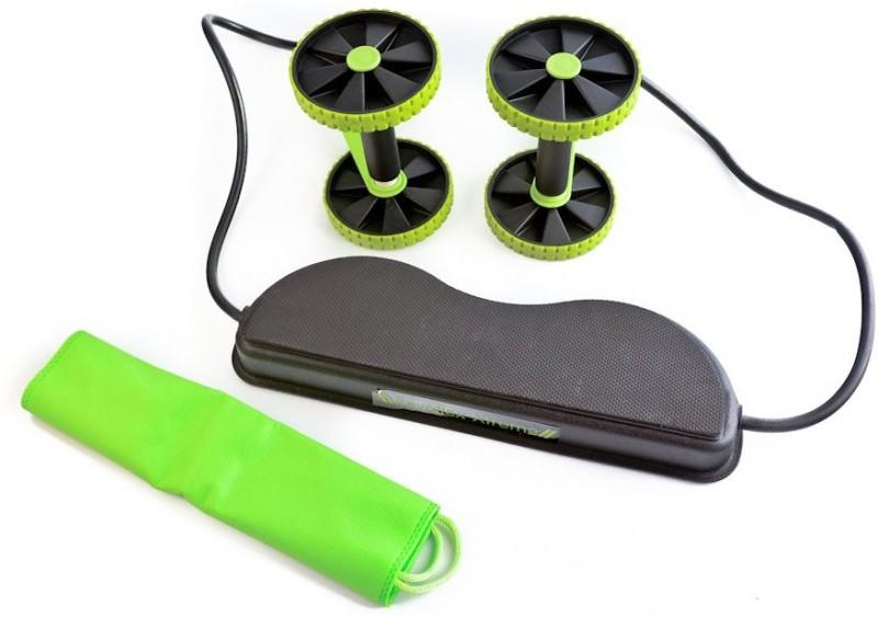 Everything Imported Revoflex Xtreme Thin Waist Fitness Workout Training Equipment Gym Excise Machine Ab Exerciser(Green)