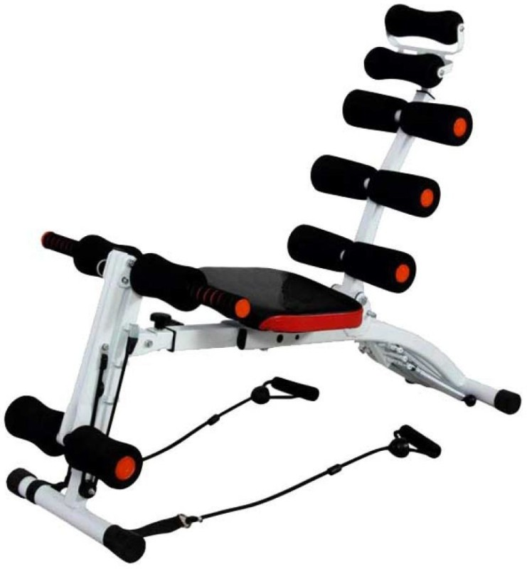 Indianmarina Hot Selling SIX PACK ABS Ab Exerciser(Black)