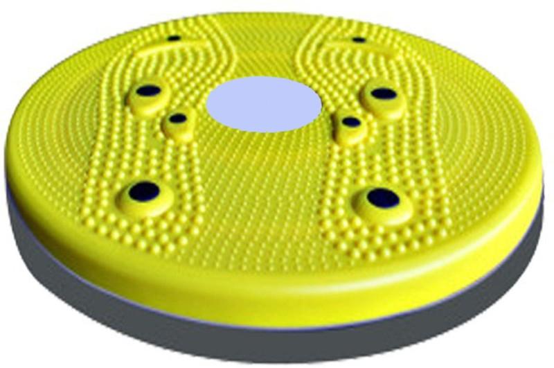 Monika Sports Twister Ab Exerciser(Black, Yellow)