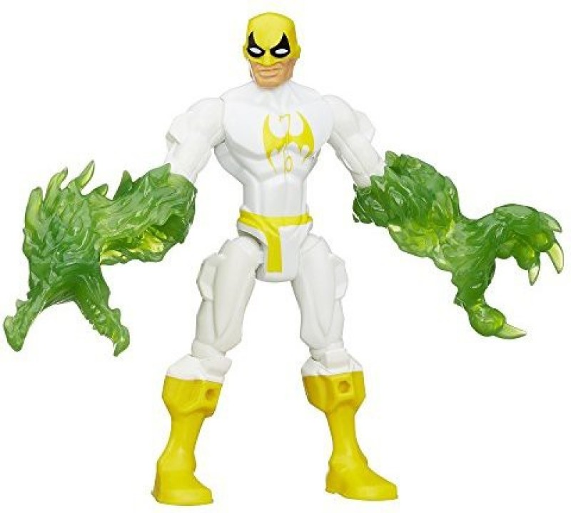 Marvel Super Hero Mashers Iron Fist(Multicolor)